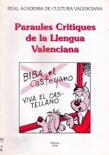 Parrales Crítiques de la Llengua Valenciana